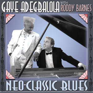"""Neo-Classic Blues"" CD Cover Photo by Suzanne Moe"